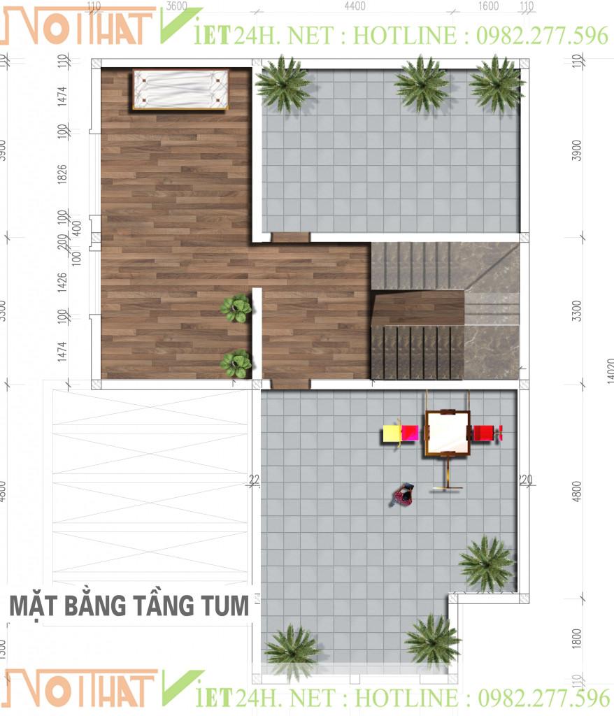 mat-bang-biet-thu-tang-tum